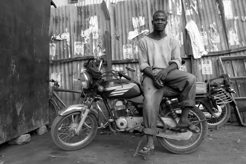 Ugandan Motorbike Taxis Go Green