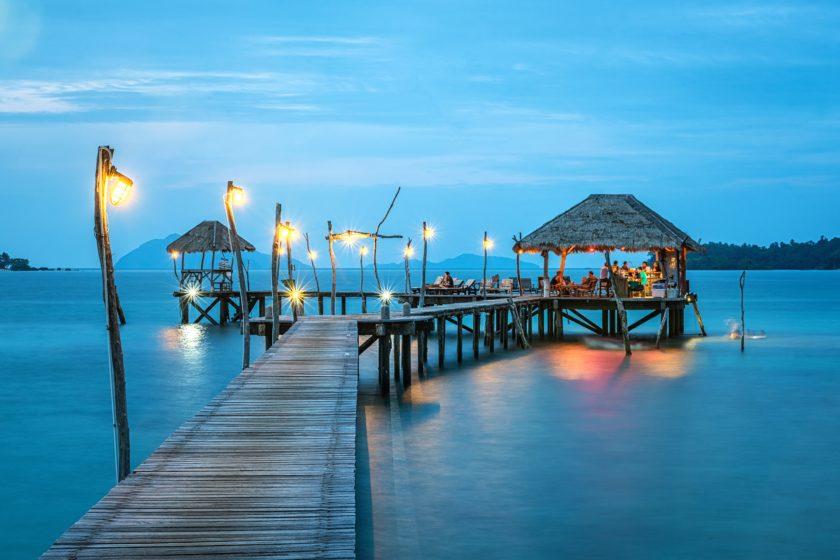 Caribbean Resorts Go Green