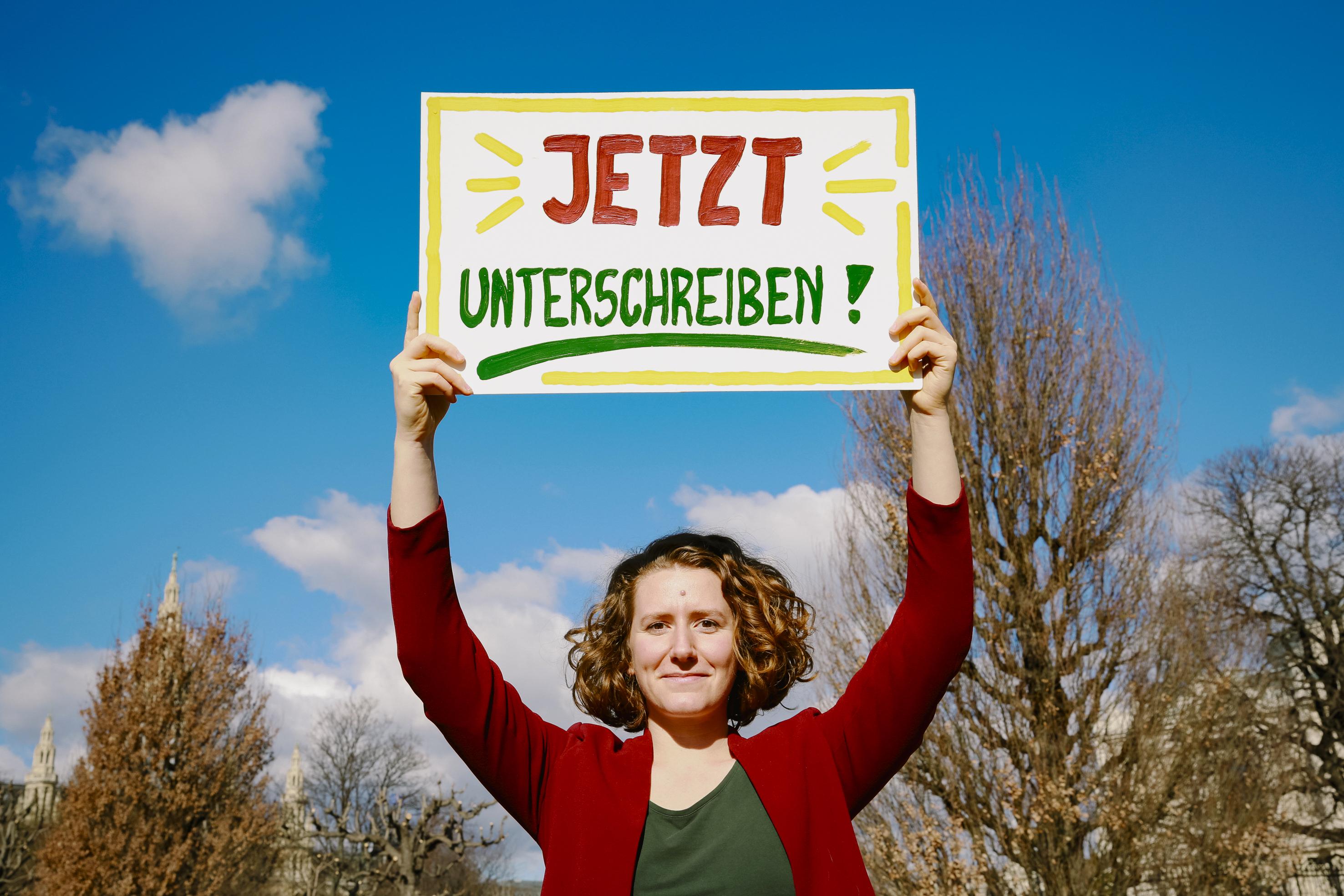 Klimavolksbegehren Österreich